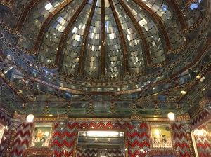 City Palace mirrored interior