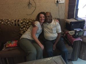 Grandad at the Blue House, Jodhpur